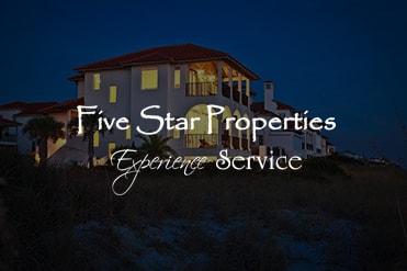 Five Star Gulf Rentals